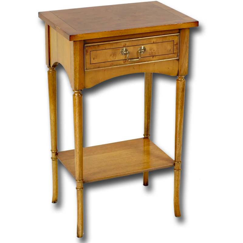 Reproduction Small Elegant Hall Table
