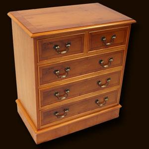 Marshbeck Yew Amp Mahogany Reproduction Furniture