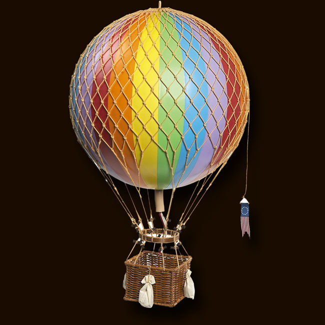 Marshbeck ltd hot air balloon extra large for How to make a small air balloon