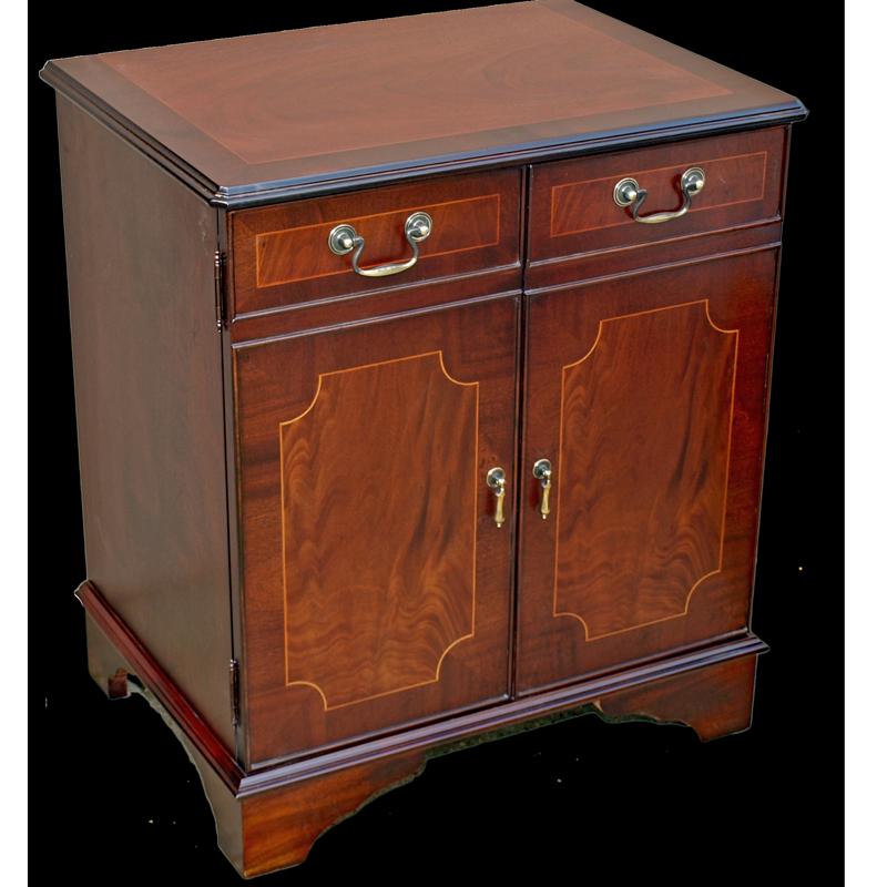 Two Door Hifi Cabinet