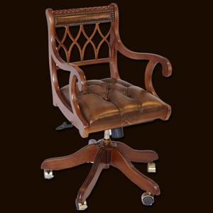 reproduction office chairs. Hourglass Swivel Chair Reproduction Office Chairs