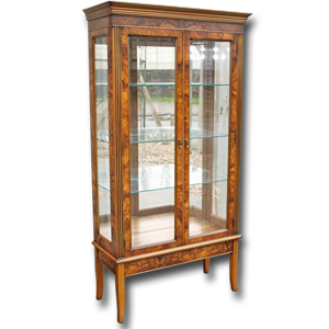 Windsor Two Door Display Cabinet