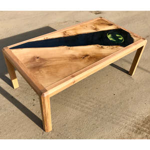 Batman Resin River Coffee Table