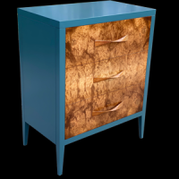 Helix Chest of Drawers by Marshbeck