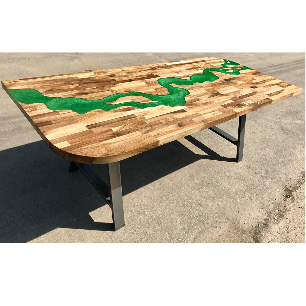 Design Your Own Resin River Dining Table Uk